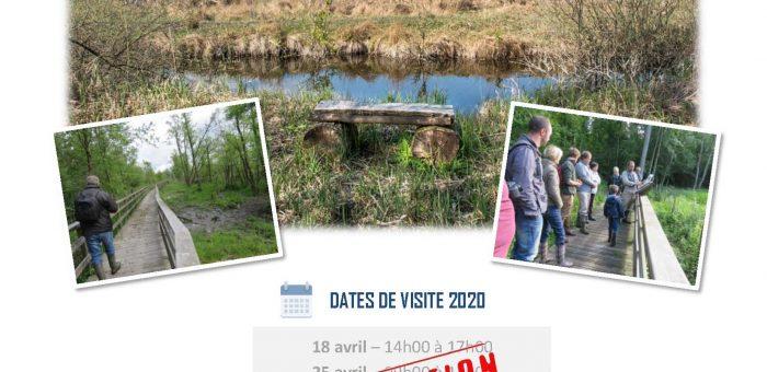 Visite guidée des Marais de Sacy