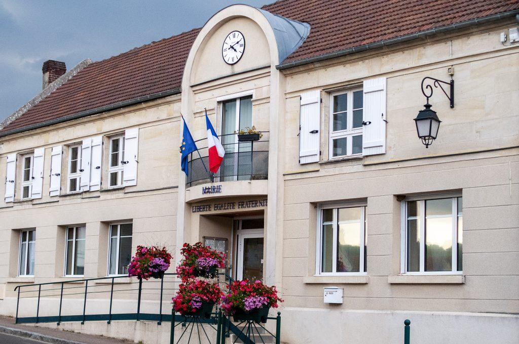 Mairie de Cinqueux